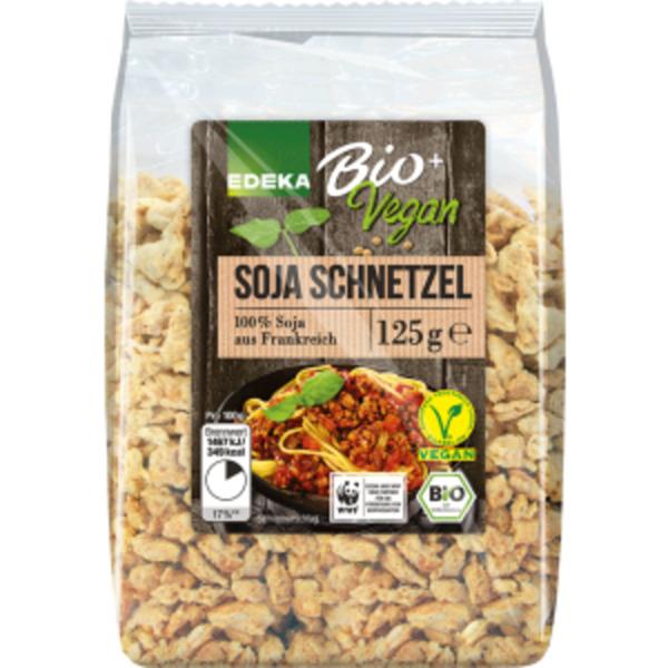 EDEKA Bio + Vegan Sojaschnetzel
