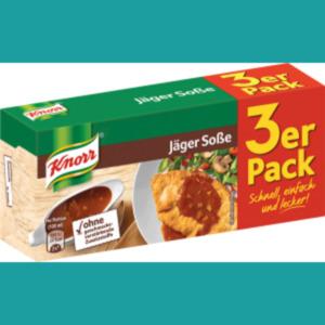 Knorr Basis-Soßen