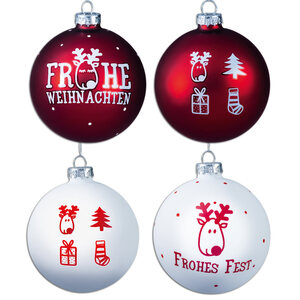 Galeria Kaufhof Christbaumkugeln.Weihnachtskugeln Angebote Aus Der Werbung