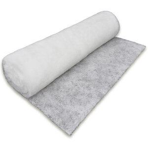 Dekovlies - weiß - Schnee - 120x300 cm