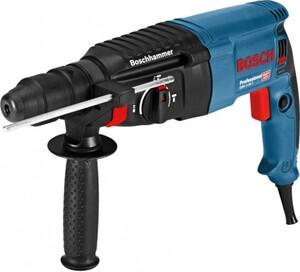 Bosch Bohrhammer Set GBH 2-26 F ,  inkl. 3 teiligem Zubehör