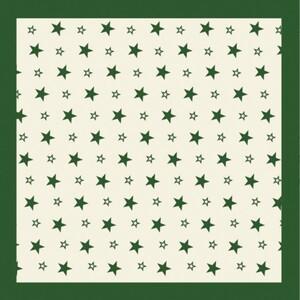 Christbaum Unterlegdecke ,  grün, Weihnachtsdesign