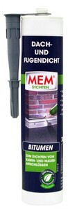 MEM Dach- und Fugendicht ,  schwarz, 300 ml