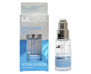 "LACURA Hyaluron Gel ""HYDRO POWER"""