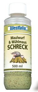 """""""Maulwurf- und Wühlmaus Schreck"""" - einzeln oder im Spar Set"""