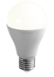 E27 LED Glühlampenersatz 6 W + 9 W in warmweiß Duracell