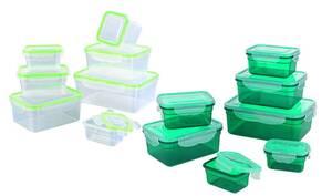 Frischhaltedosen KLICK IT, verschiedene Farben und Größen Maxxcuisine