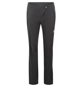 "Odlo Outdoorhose ""Fli"", Athletic Fit, leicht, thermoregulierend, für Damen, grey, 40"