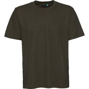 Maier Sports Herren T-Shirt Walter, dunkelgrau, S, S