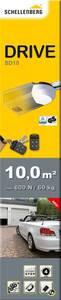 Garagentorantrieb Smart DRIVE 10 - inklusive 2 Handsender Schellenberg