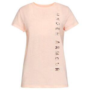 UNDER ARMOUR Damen T-Shirt Graphic, pfirsich, S, S