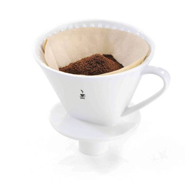 "Porzellan Kaffeefilter ""Sandro"" Gefu"
