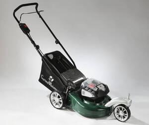 Akku-Rasenmäher Trike 405/40-2.5S mit Ersatz Akku GartenMeister