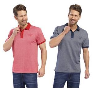 Poloshirt in feiner Struktur, verschiedene Farben Coastguard