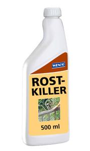 Rostkiller - Rostumwandler und Grundierung 500 ml Wenko