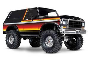 TRX-4 1979er Ford Bronco (312 mm Radstand) in verschiedenen Farben Traxxas