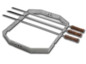 Churrasco BBQ-Set für Smokin PizzaRing - in verschiedenen Größen Moesta