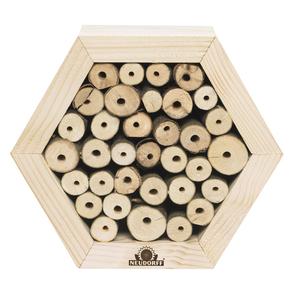 Nützlingswabe für Mauerbienen Neudorff