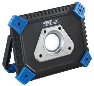 LED Akku Fluter 20 Watt COB mit Powerbank Wetelux