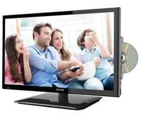 23,8 Zoll Full-HD LED Fernseher mit integriertem DVD Player LDD-2468 DENVER®