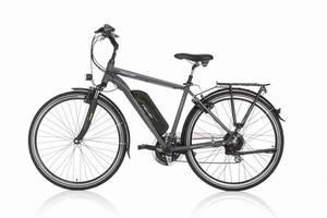 "E-Bike Trekking Herren 28"" 24-Gang ETH 1806 FISCHER"