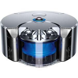 Dyson Staubsaugerroboter 360eye, NickelBlau