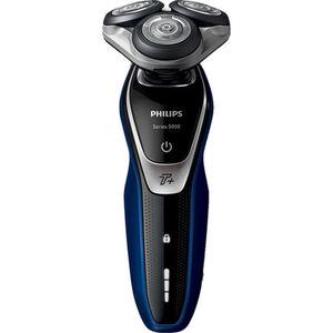 Philips Rasierer S5572/10 AquaTouch, SZ-blau
