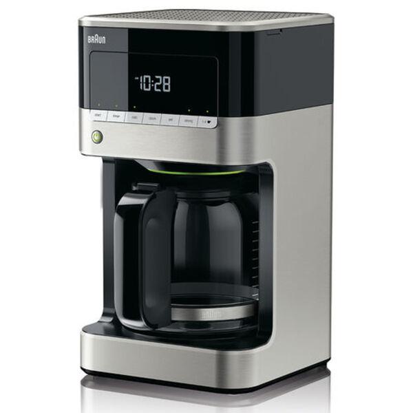 Braun Kaffeemaschine PurAroma 7 KF7120, edelstahl, Edelst./sc