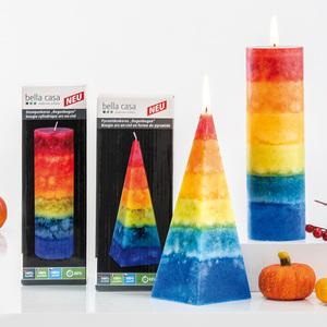 Bella Casa Regenbogenstumpe/ -Pyramide