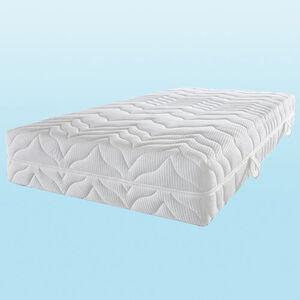 BeCo Komfortschaum-Matratze 5* Perfekt, 090x200 cm, H3, weiß, cm