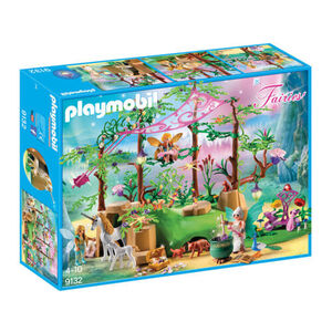 PLAYMOBIL® Fairies Magischer Feenwald 9132