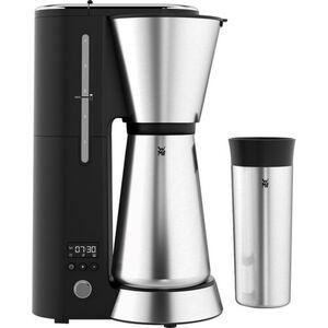 WMF Küchenminis Kaffeemaschine Thermo-to-go inkl. Thermo Trinkbecher, Cromargan