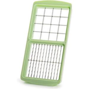 Genius Messereinsatz Nicer Dicer Magic Cube, hellgrün