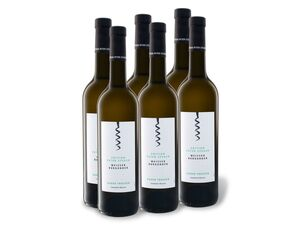 6 x 0,75-l-Flasche Edition Peter Steger Weißer Burgunder Baden trocken, Weißwein