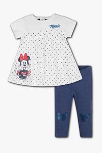 Disney - Baby-Outfit - Bio-Baumwolle - Glanz Effekt