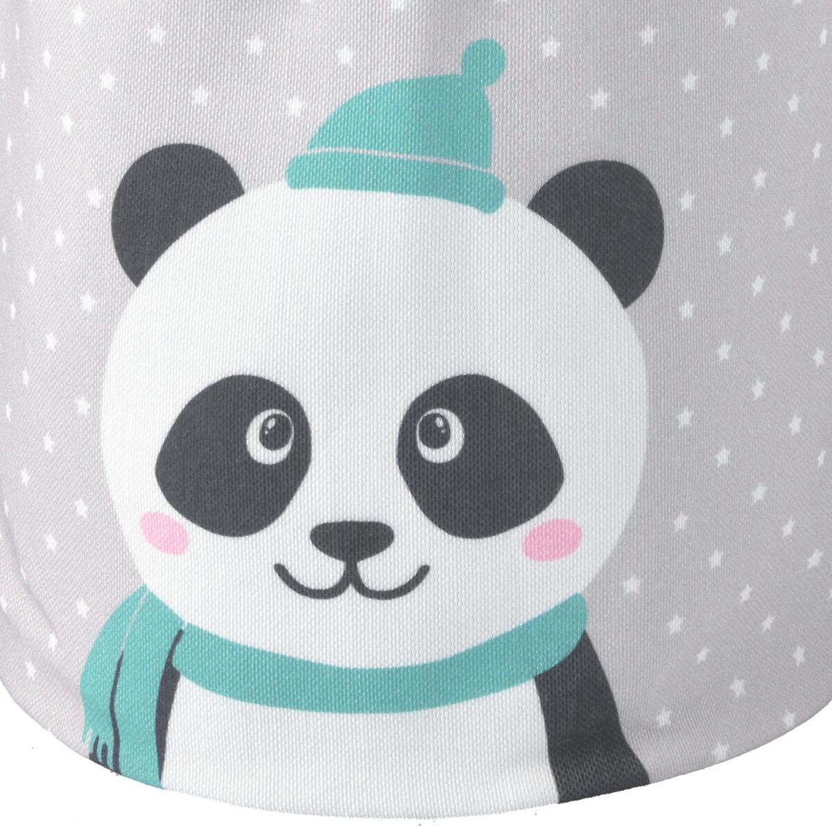 Bild 3 von Aufbewahrungskorb mit Panda-Motiv