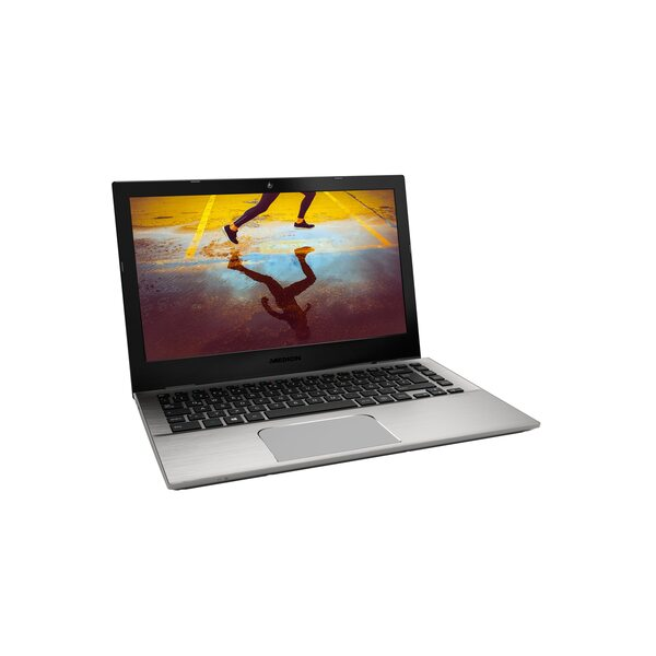 "MEDION AKOYA® S3409, Intel® Core i7-7500U, Windows10Home, 33,7 cm (13,3"") FHD Display, 512 GB SSD, 8 GB RAM, Ultramobil Notebook (B-Ware)"
