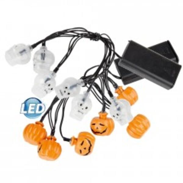 6er LED-Lichterkette