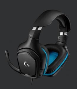 Logitech Gaming Headset G432 ,  mit 7.1 Surround Sound