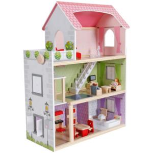 Mini Matters Puppenhaus aus Holz