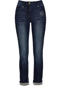 Premium Jeans mit Glitzer