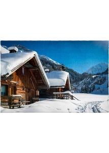 Fußmatte Alpen