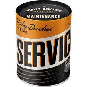 "Harley-Davidson ""Service"" Spardose"