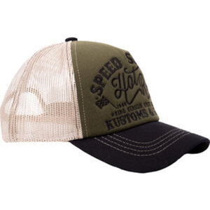 King Kerosin Truckercap        Speed Shop