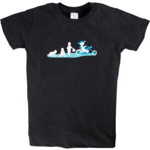 Kids Shirt Evolution