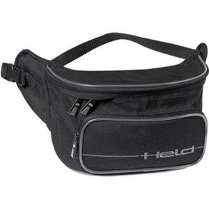 Held Visor Bag        Hüfttasche mit Visierfach, schwarz, 3 L