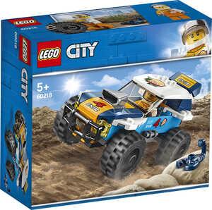 LEGO CITY  Bauset 60218 »Wüsten-Rennwagen«