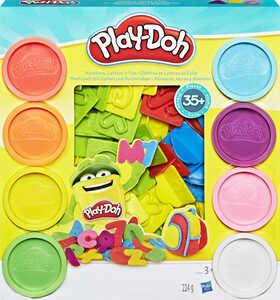 PLAY-DOH  Knetspaß mit Zahlen und Buchstaben