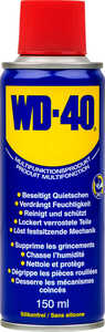 WD-40  							Multifunktionsspray