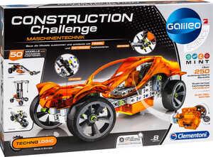 CLEMENTONI  Construction Challenge »Maschinentechnik«